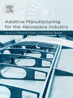 Additive Manufacturing for the Aerospace Industry PDF