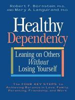 Healthy Dependency PDF