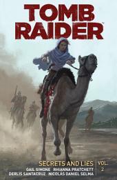 Tomb Raider Volume 2: Volume 2