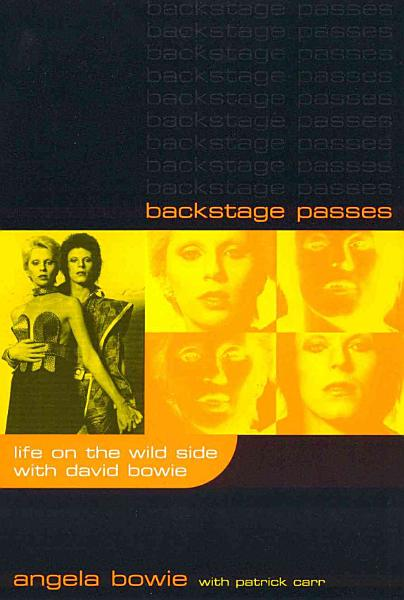 Download Backstage Passes Book