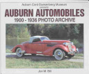 Auburn Automobiles