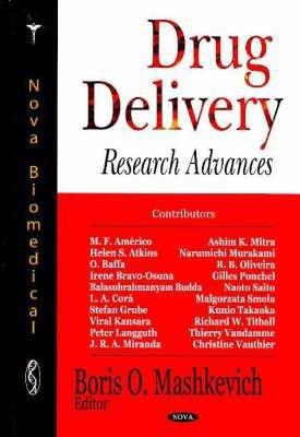 Drug Delivery Research Advances