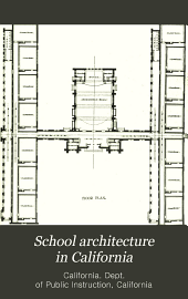 School Architecture in California