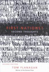 First Nations? Second Thoughts, Second Edition: Edition 2