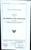 The State of the Union Message PDF