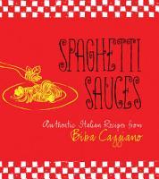 Spaghetti Sauces PDF