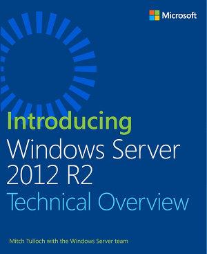 Introducing Windows Server 2012 R2 PDF