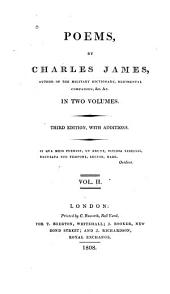 Poems: Volume 2