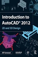 Introduction to AutoCAD 2012 PDF