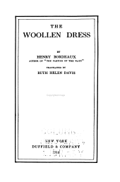 The Woollen Dress