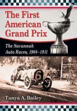 The First American Grand Prix PDF