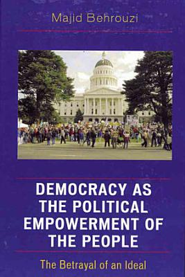 Democracy as the Political Empowerment of the People PDF