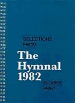 Selections from the Hymnal 1982 in Large Print PDF