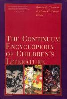 The Continuum Encyclopedia of Children s Literature PDF