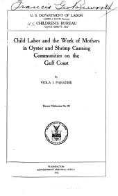 Publications of the Children's Bureau: Issues 98-106
