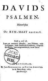 Davids psalmen