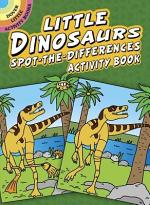 Little Dinosaurs Spot-the-Differences