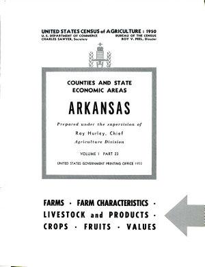 United States Census of Agriculture  1950