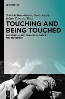 Touching and Being Touched PDF
