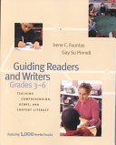 Guiding Readers and Writers, Grades 3-6