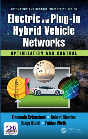Electric and Plug in Hybrid Vehicle Networks