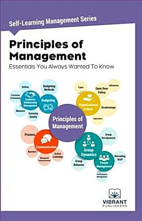 Principles of Management Essentials You Always Wanted To Know PDF