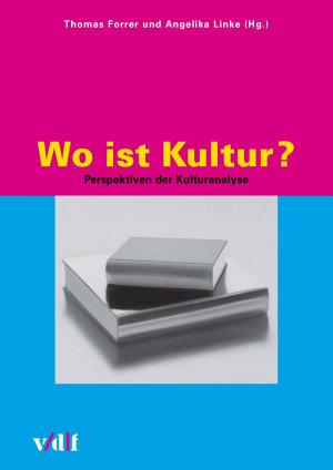 Wo ist Kultur  PDF