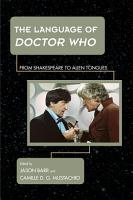 The Language of Doctor Who PDF