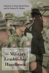 The Military Leadership Handbook
