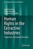 Human Rights in the Extractive Industries PDF