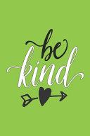 Be Kind PDF