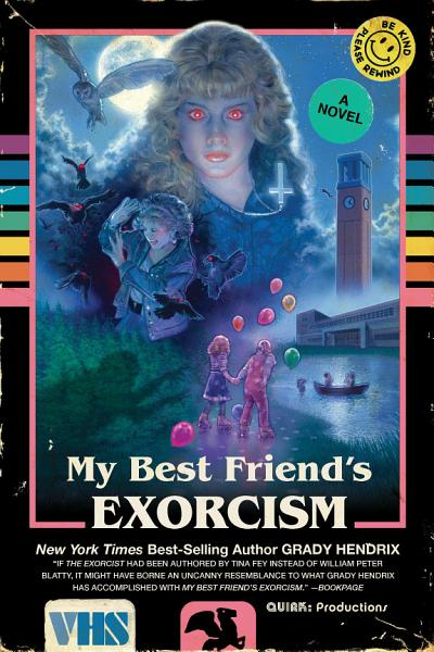 Download My Best Friend s Exorcism Book