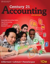 Century 21 Accounting: Advanced: Edition 10