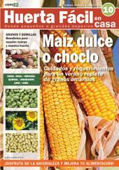 Huerta Fácil en casa10 - Cultiva desde pequeños a grandes espacios: Curso visual y práctico