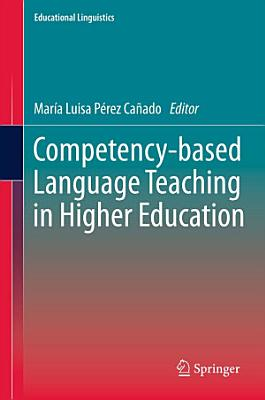 Competency based Language Teaching in Higher Education PDF