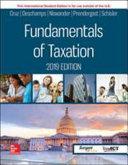 Fundamentals of Taxation 2019 PDF