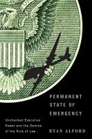 Permanent State of Emergency PDF