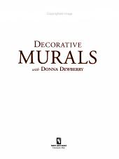 Decorative Murals with Donna Dewberry PDF
