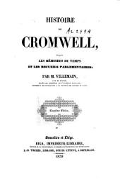 Histoire de Cromwell