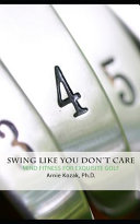 Swing Like You Don t Care