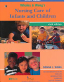 Whaley And Wong S Nursing Care Of Infants And Children