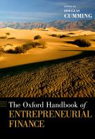 The Oxford Handbook of Entrepreneurial Finance PDF