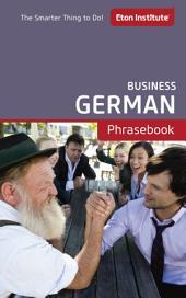 Business German Phrasebook
