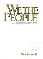 We the People PDF