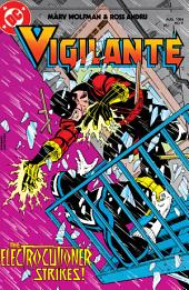 The Vigilante (1983-) #9