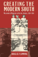 Creating the Modern South