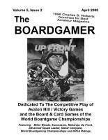 The Boardgamer Volume 5 PDF