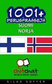 1001+ perusfraaseja suomi - norja