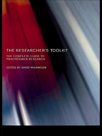 The Researcher s Toolkit PDF