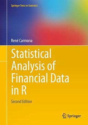 Statistical Analysis of Financial Data in R PDF